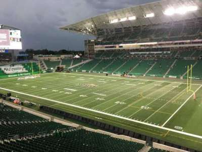 Mosaic Stadium section 332