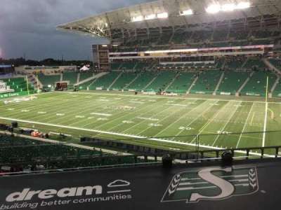 Mosaic Stadium section 333