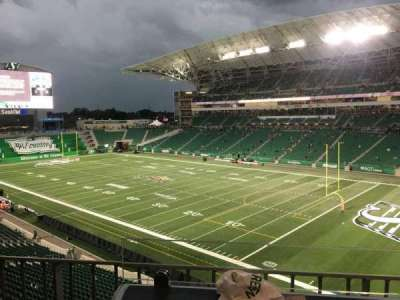 Mosaic Stadium section 331