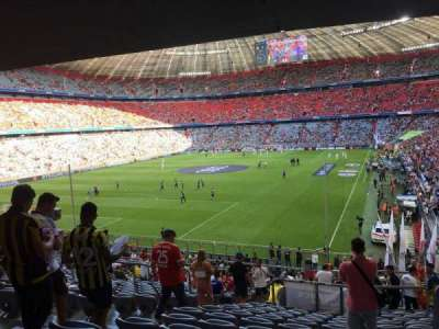 Allianz Arena section 133