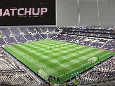 Tottenham Hotspur Stadium section 519