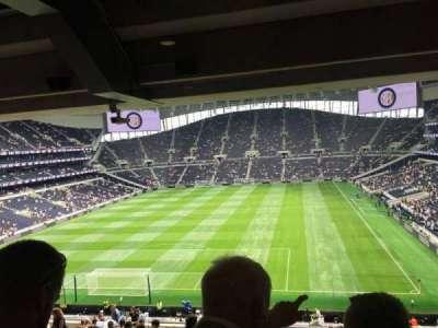 Tottenham Hotspur Stadium section 418