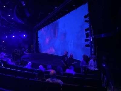 Blue Man Group Theater, section: 103, row: F, seat: 60