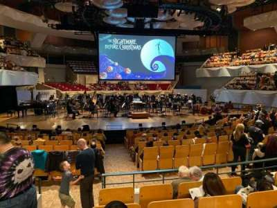 Boettcher Concert Hall, section: Orch 2, row: N, seat: 40