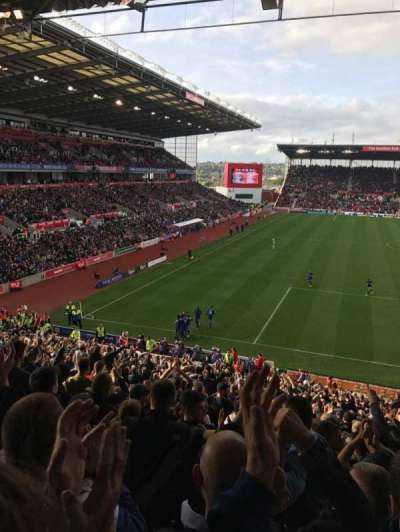bet365 Stadium, section: 41, row: 30, seat: 948