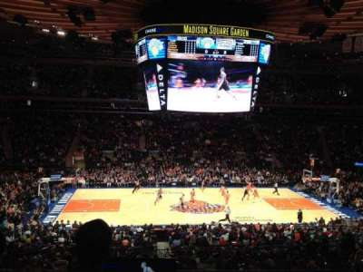 Madison Square Garden, section: Suite 45
