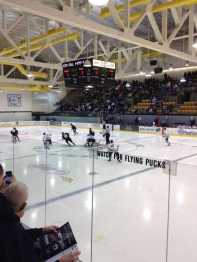 Tate Rink, section: 10, row: C, seat: 13