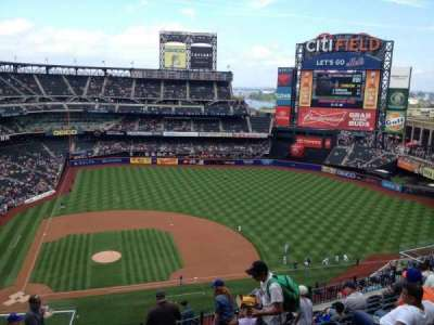 Citi Field, section: 508, row: 10, seat: 4
