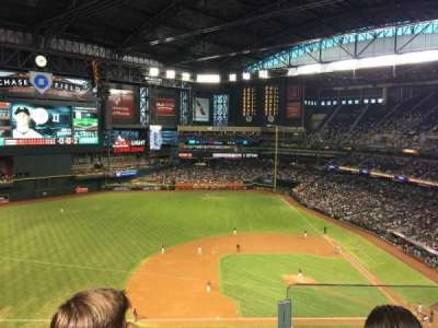 Chase Field, section: 323, row: 10, seat: 2