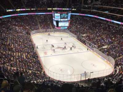 Gila River Arena, section: 210, row: Q, seat: 9