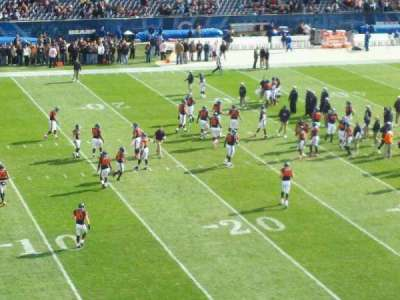Soldier Field, section: 342