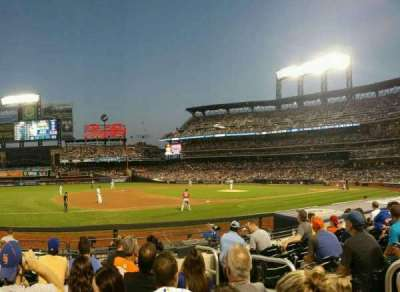 Citi Field section 124
