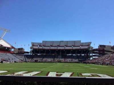 Williams-Brice Stadium section 32