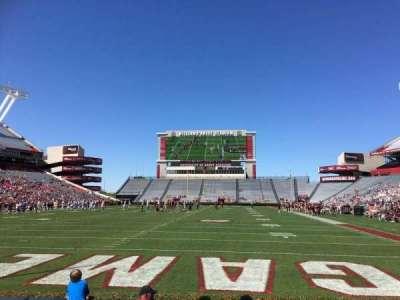 Williams-Brice Stadium section 13