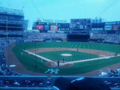 Yankee Stadium, section: 220A, row: 2, seat: 5