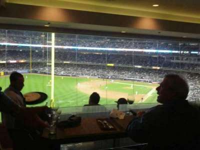 Yankee Stadium Section Audi Yankees Club Home Of New