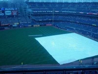 Yankee Stadium section 428