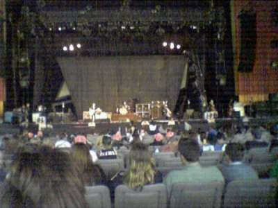 Xfinity Theatre, section: 200, row: 10