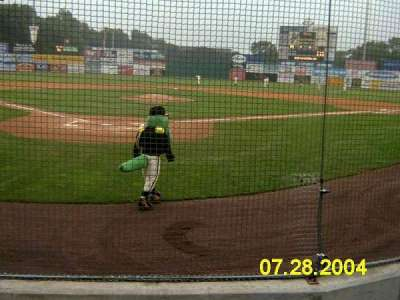 Dodd Stadium, section: 11, row: 1