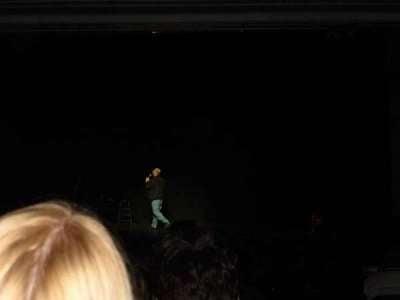 Orpheum Theatre (Boston), section: 201, row: 1, seat: 1