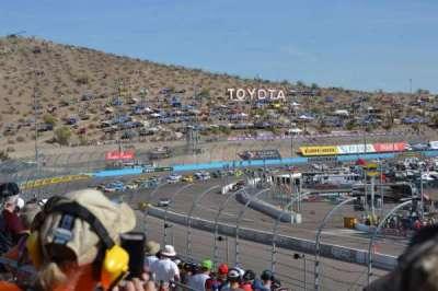 Phoenix Raceway, section: AA, row: 18, seat: 8