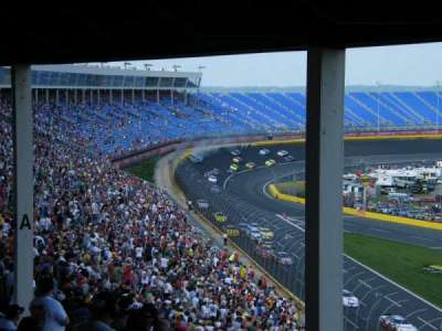 Charlotte Motor Speedway, section: J, row: 49, seat: 24