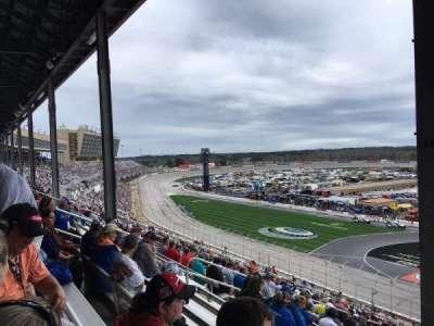 Atlanta Motor Speedway section 245