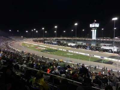 Richmond International Raceway, section: P, row: 4, seat: 5