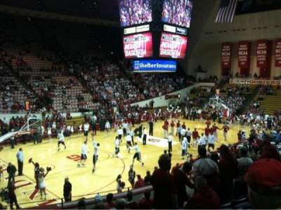 Assembly Hall (Bloomington), section: F, row: 13, seat: 7