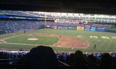 Globe Life Park in Arlington, section: 134, row: 39, seat: 11