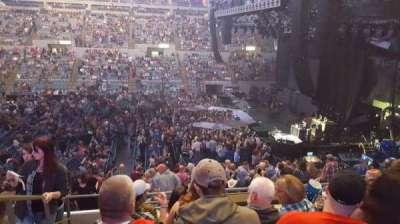 Allen County War Memorial Coliseum, section: 213, row: 20, seat: 14