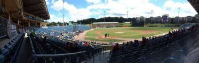 Coolray Field, section: 102, row: T, seat: 1