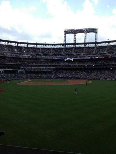 Citi Field, section: 102, row: 9, seat: 22