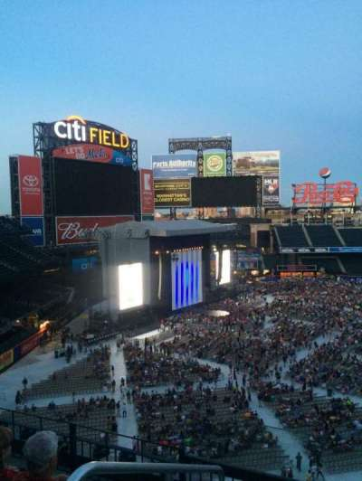 Citi Field, section: 426, row: 5, seat: 24