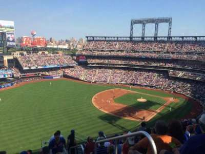 Citi Field, section: 528, row: 10, seat: 2