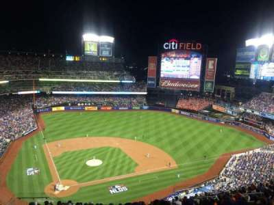 Citi Field section 510