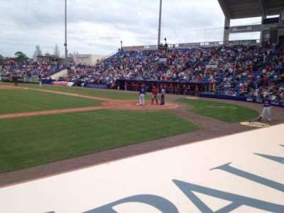 Tradition Field, section: 108, row: D, seat: 17