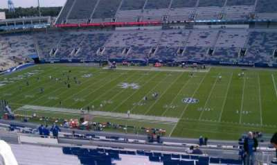 Commonwealth Stadium section 214