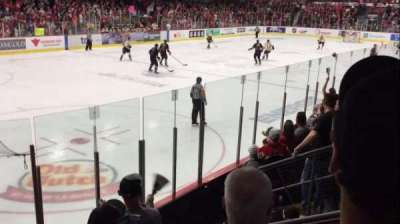 Arena Iamgold section 109