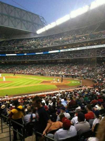 Minute Maid Park, section: 112, row: 28, seat: 15