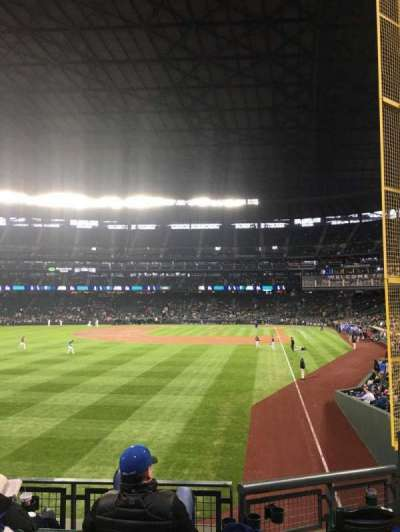 Safeco Field, section: 151, row: 27, seat: 4