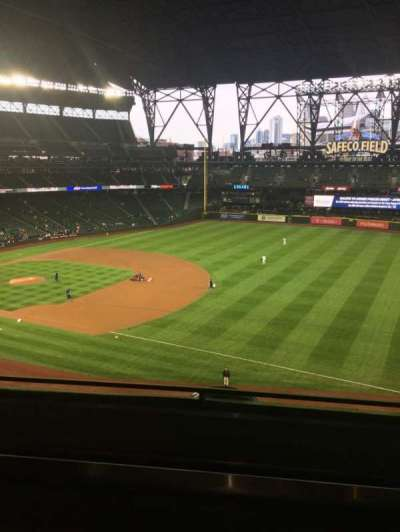 Safeco Field section 11