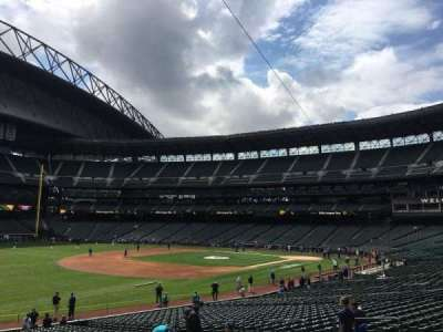 Safeco Field, section: 144, row: 33, seat: 16