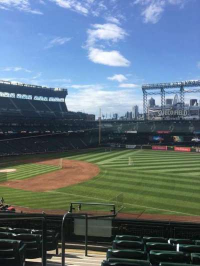 Safeco Field, section: 216, row: 7, seat: 12