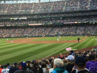 Safeco Field, section: 149, row: 24, seat: 1