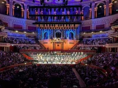 Royal Albert Hall, section: Loggia 19, seat: 8