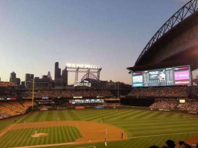 Safeco Field, section: 223