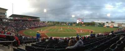 Hammons Field, section: E, row: 22, seat: 21