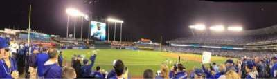 Kauffman Stadium section 114