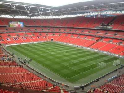 Wembley Stadium, section: 545, row: 11, seat: 173